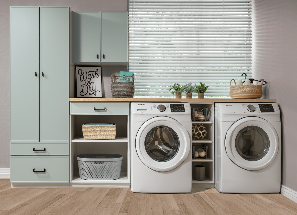 white-and-dew-slim-shaker-laundry-room-jul-2020